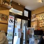 炙り味噌らーめん 麺匠 真武咲弥  - 内観写真:店内 Feb/2019