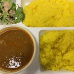 リトル アジア - カレー弁当