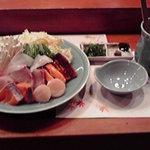 10227343 - 魚介の旨味たっぷりの海鮮鍋