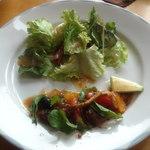 アリワ - 料理写真:前菜