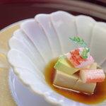 谷中魚善 - 楚蟹(すはゑがに)