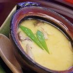 谷中魚善 - 茶碗蒸(ちやわんむ)し