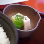 谷中魚善 - 香(かう)の物(もの)