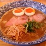 102270720 - 煮干しらぁ麺(手もみ麺)