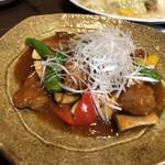 中国料理 香旬 - 酢豚