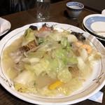 中国料理 香旬 - あんかけ焼そば