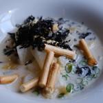 アル・ケッチァーノ - 寒鱈のクリームスープ
