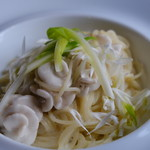 アル・ケッチァーノ - 寒鱈の白子のフェデリーニ