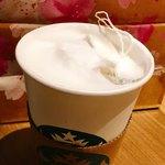 スターバックス・コーヒー - カモミールティーラテ ベンティ460円
