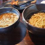 10228139 - 濃厚魚介 (つけ麺)