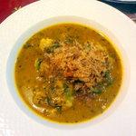 ガラムマサラ - 牡蠣梅干しカレー