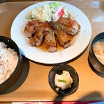 Jackson's N.Y.DINER - トンテキランチ