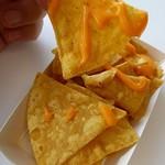 イケア ビストロ - チーズナチョス100円