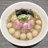 煮干乱舞 - 料理写真:中華そば(淡麗)醤油・うず乱舞