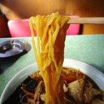 沖繩亭 - 麺