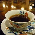 悠ゆ亭 - ドリンク写真:ウェルカムコーヒー