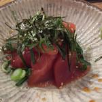 ナンクル食堂 - 魚のりゅうきゅう
