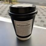 バードバス&キオスク - ドリップコーヒー