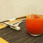 RESTAURANT AKIYAMA - ブラッドオレンジ