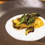 RESTAURANT AKIYAMA - アミューズ・牡蠣