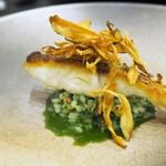 RESTAURANT AKIYAMA - お魚料理