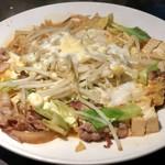 本陣 - 豚玉豆腐