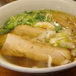 102294618 - 和風焼豚麺、大盛