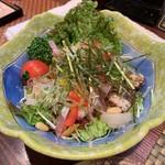 味の樹 - 海鮮サラダ