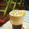 ベトナムカフェ エッグコーヒー - ドリンク写真:エッグコーヒー