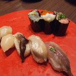 江戸前寿し食べ放題 漁師料理の店 うみめし -