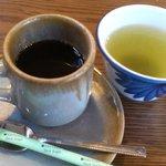 をざわ - ランチタイムサービスのコーヒー