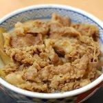 吉野家 - 料理写真:牛丼