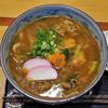美ノ田 - 料理写真:肉カレーうどん