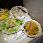 魯香酒樓 - セルフコーナーの料理は、全て食べ放題!