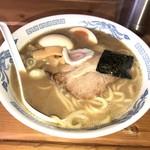 麺屋 平野大勝軒 - 料理写真:中華そば+玉子