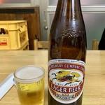 丸大ホール - ビール(大) 600円