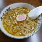 田沢食堂 - 料理写真:カレーそば450円