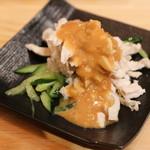 日本餃子センター - ■棒々鶏(324円)