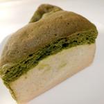 エニスモアガーデン - 抹茶側面 ¥1,620税込