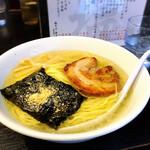 桑ばら - 塩そば(750円)