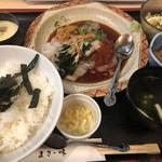 大衆割烹 まさ味 - 特上海鮮丼1,300円→1,050円