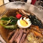 京城園 - 冷麺