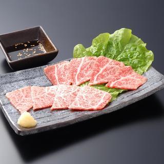 自慢のお肉は、部位・種類に合わせて味付けチェンジ★☆