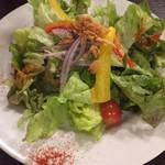 ブラッセリー エール - サラダ