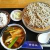 手打ち蕎麦 神楽坂 - 料理写真:かれーせいろ&そばめし