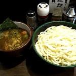 麺舗 十六 - つけそば 並(2玉) 750円
