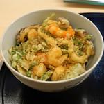 くすのき - 料理写真:バラ天丼