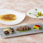 中国料理 舜天 - 3月4月おすすめディナー「飛躍」