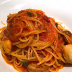 イル・クアドリフォーリオ - 相生のかきのトマトソースアンチョヴ風味