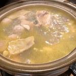 焼き鳥と水炊き とこしま -